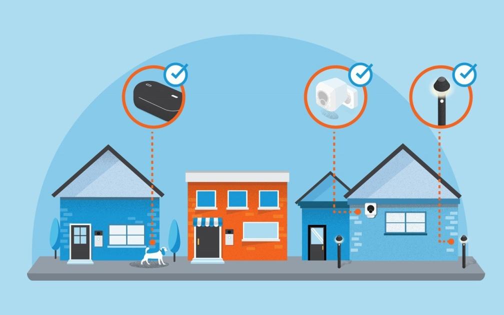 Amazon's Sidewalk neighborhood WiFi will work with Echo and Tile devices