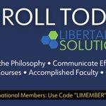 Image for the Tweet beginning: MEMBERS of Liberty International get