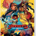 Image for the Tweet beginning: Streets of Rage 4 -