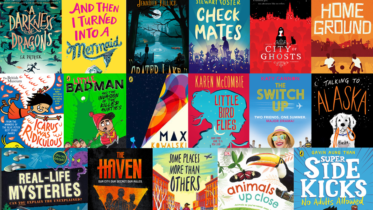 *clears throat* YOU STILL HAVE TIME TO SIGN UP FOR BOOKBUZZ!  Registration has been extended this year, so there's still time to get your Year 7/8s involved - they'll each get to choose one of these books to keep!  Find out more and sign up right here: https://t.co/qLBcAgRxvG https://t.co/cSrfD1i9jp