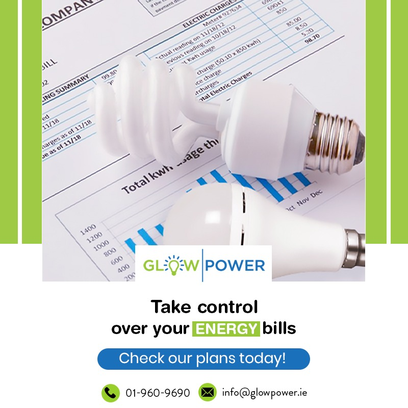 We ensure you invest more money in the precious moments of life. Your search for an affordable electricity plan stops here: https://t.co/na43ORPR1h  #GlowPower #ElectricityBills #howtosavemoneymonthly #lowerelectricbill #Ireland https://t.co/LOLnHCWHg7