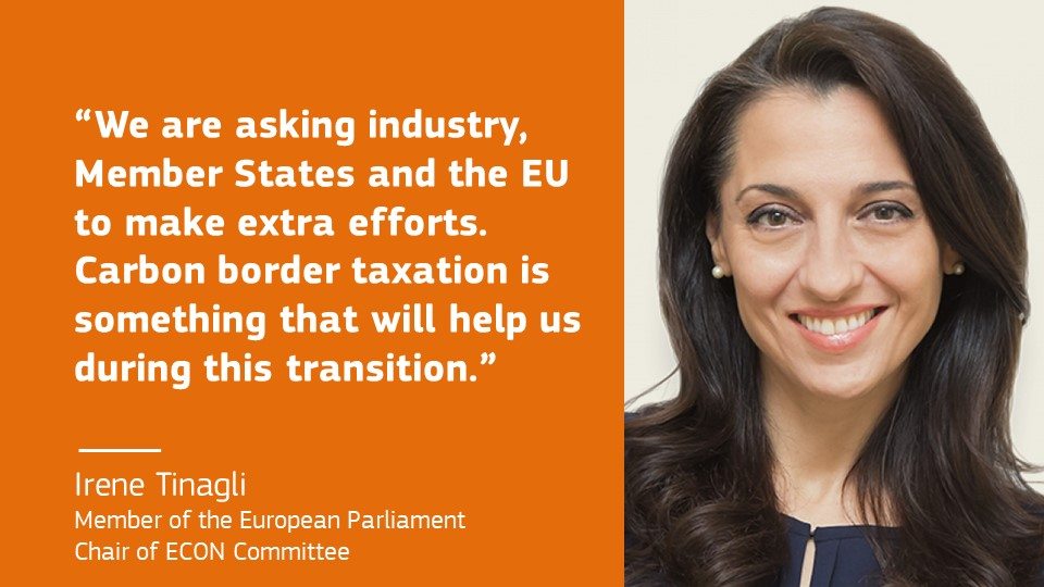 MEP @itinagli says that #GreenTaxation is not just a way of financing the EU, but is also an important means for protecting the environment. #FairTaxationEvent https://t.co/UDsxZLXnns