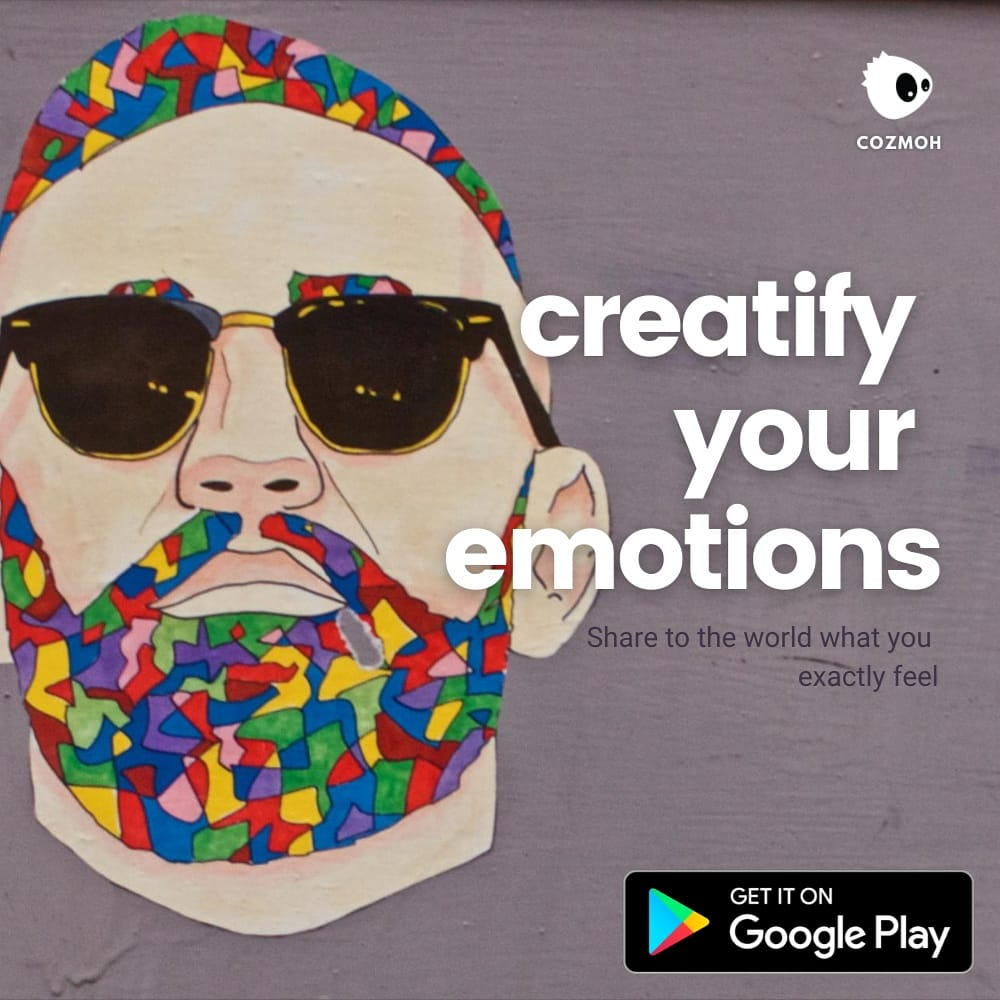 Cozmoh is a social media which provides you an experience with next level interaction, expression & Innovation.    #interaction #technology #nextgenfeatures #cozmohworld#creative#cozmoh#creativity#selfmade https://t.co/UpnbpTAbR3