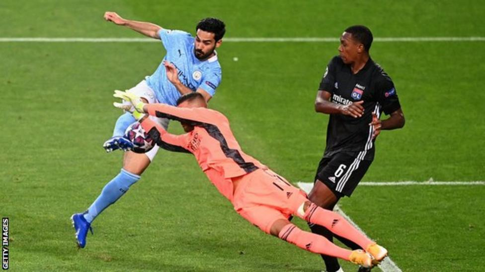 Manchester City midfielder Ilkay Gundogan has tested positive for coronavirus.  The 29-year-old is observing a 10-day self-isolation period, the Premier League club confirmed.  BBC Sport | #263Chat https://t.co/PsI4r7mKy2