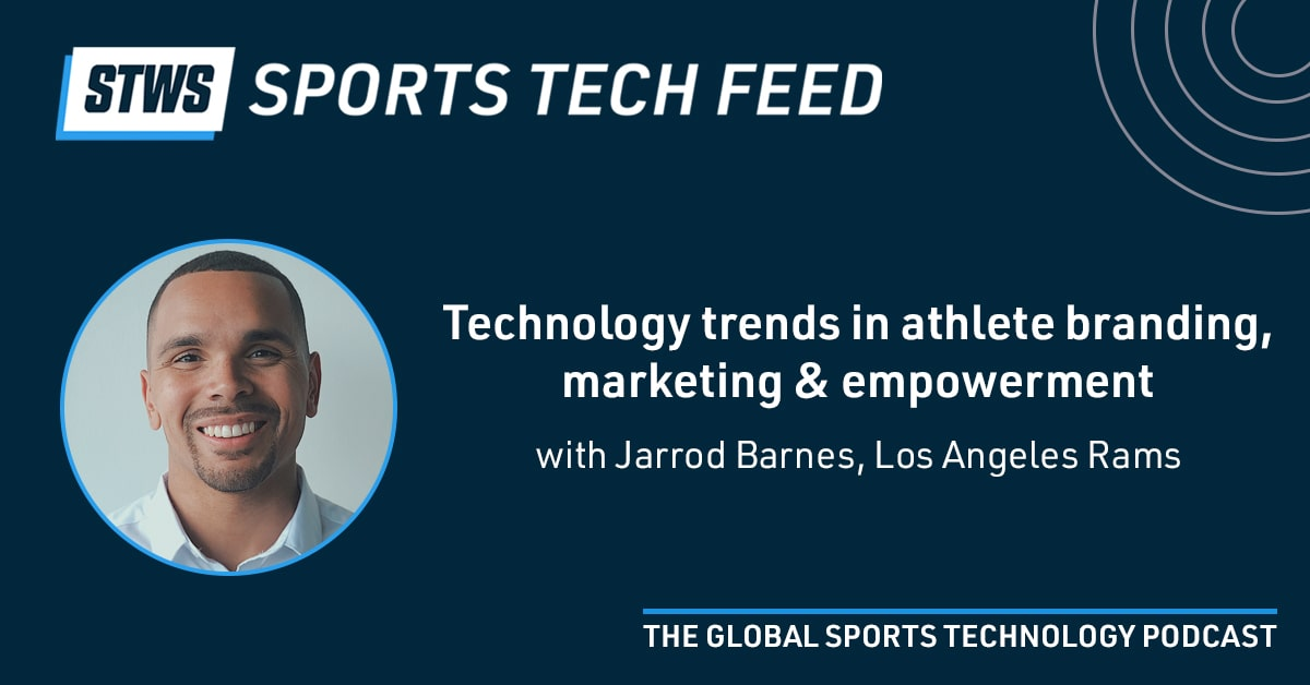 @JarrodBarnes with @thomasalomes on how student-athletes are leveraging tech to take control of their personal brands as part of the #NCAA multi-billion $$ Name, Image, and Likeness (#NIL) movement.  https://t.co/FXrBUgQfHA #stws #sportstech #sportsbiz #thelab #podcast https://t.co/rAw8YLXWim