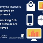 Image for the Tweet beginning: Working with our partners @FutureLearn