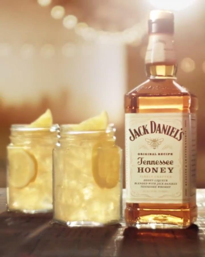 Image for the Tweet beginning: Jack Daniel's Tennessee Honey. Jack