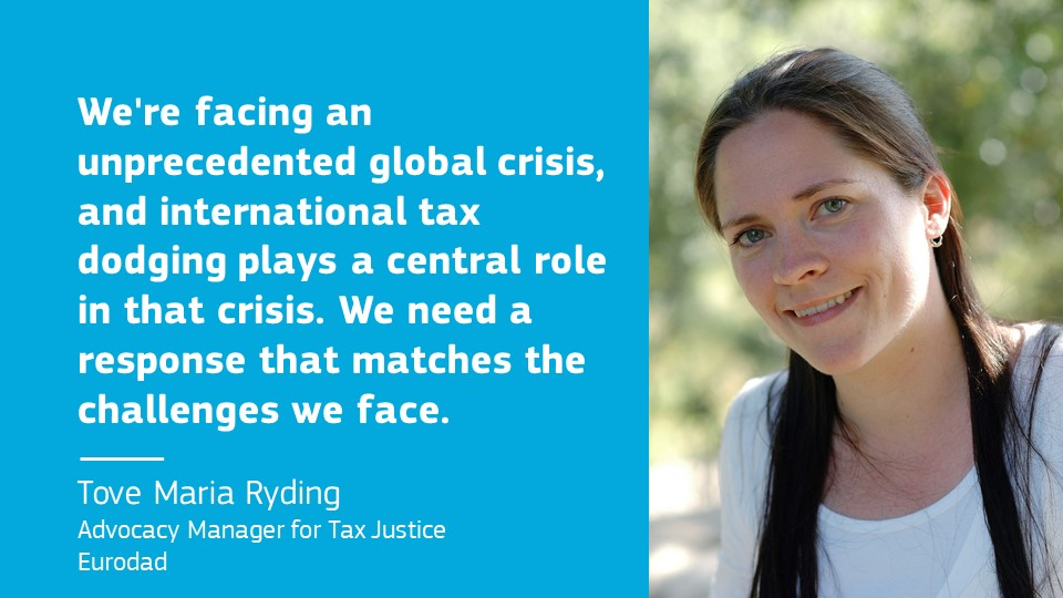Recovery cannot just be about growth, it needs to be about citizens, and about fighting inequality, said @toveryding of @eurodad during our #FairTaxationEvent. https://t.co/zWuHRwaUzy