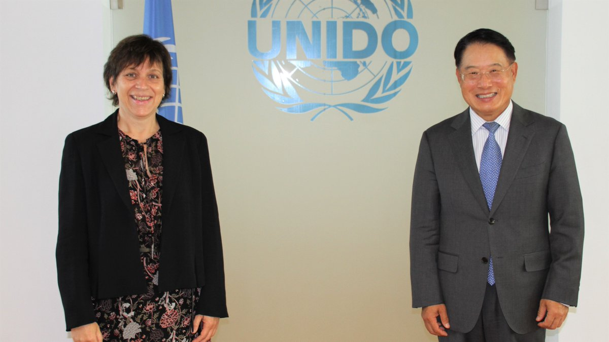 👐 #Monaco has recently signed its first funding agreement with #UNIDO - the parties agreed a tripartite declaration together with @UfMSecretariat on empowering women in #Tunisia through inclusive & #sustainable industrial development.  Details: https://t.co/l8hKyWXFvP @GvtMonaco https://t.co/w22DVqzZ6o