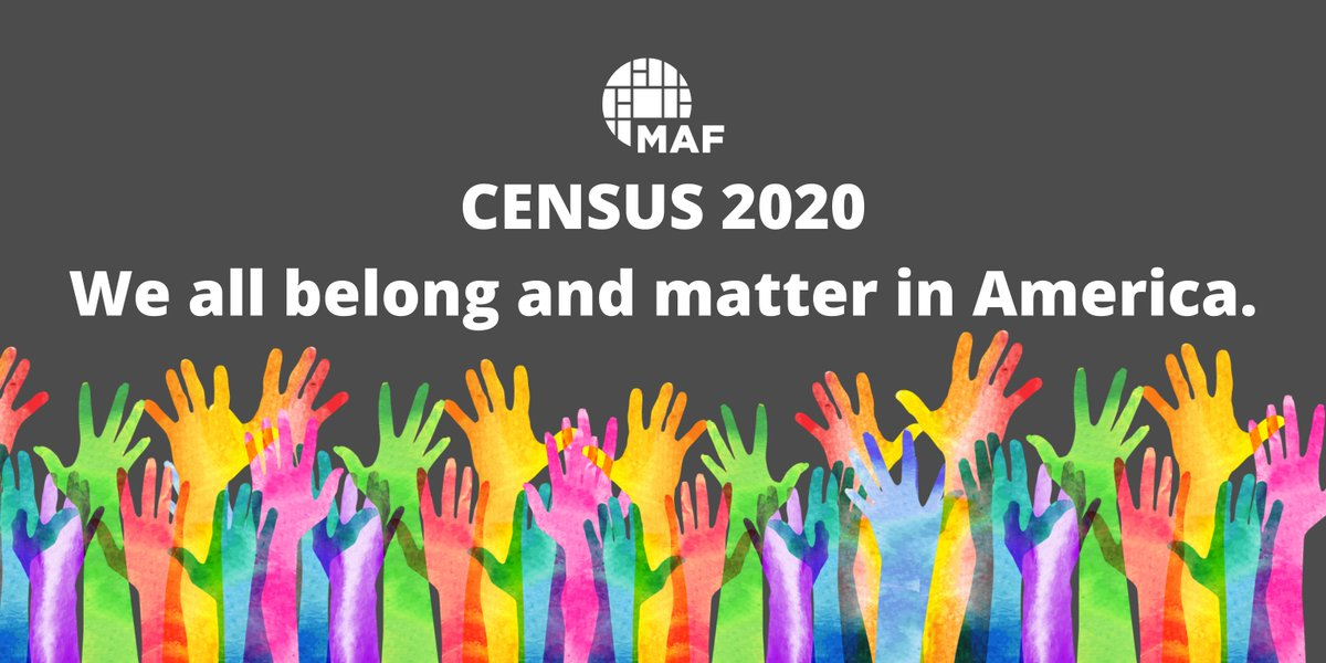 The #2020Census asks only 12 questions that you can answer online, by phone, or by mail. It's not too late to count yourself! Do it today: https://t.co/DSRtviyRwf https://t.co/iLBGxXTNKD