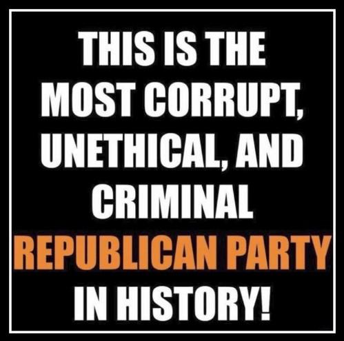 @charliekirk11 #GOPHypocrisy #GOPComplicitTraitors