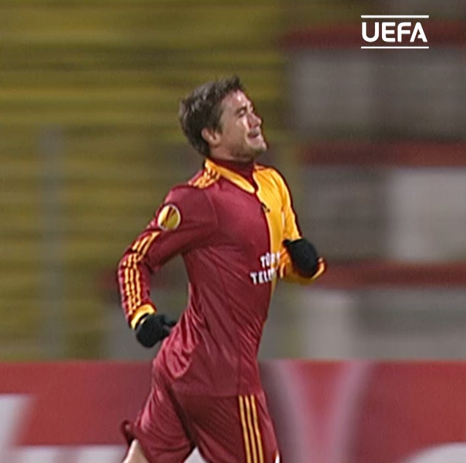 Flicked control, deadly finish 👏👏👏  🇦🇺 Happy birthday, @HarryKewell! 🎈   #UEL | #HBD https://t.co/3Em3KMwX5Y