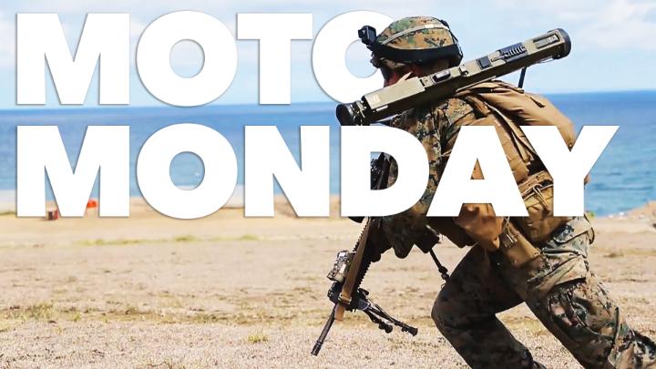 Moto Monday The leaves may start to fall, but this Mondays motivation wont. #MondayMotivation