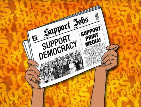 La FAPE se une a la campaña puesta en marcha por los sindicatos mundiales para garantizar el futuro del periodismo https://t.co/8apyPUXE0l https://t.co/MNuIoDj1JB