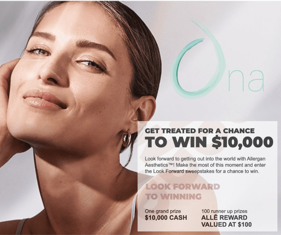 #EnterToWin with #BrilliantDistinctions! https://t.co/zUTicIXe8S Sign up and get treated at Ona between Sep 1 - Nov 6 for your chance to win with #Coolsculpting #Botox #Juvéderm #DiamondGlow #Kybella https://t.co/efIvUN2CUi