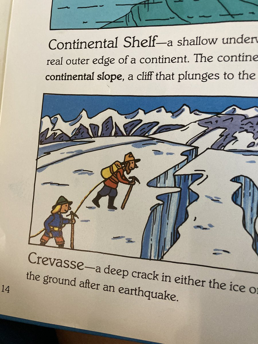 Hubs and I have been watching #Everest related things lately. 5yrold's reading this morning made me shiver. #momlife #homeschoolingmom #homeschool https://t.co/xMoM8iIuQd
