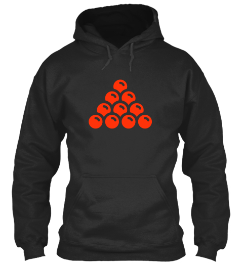 #Snooker fans! Get your Triangle of Reds 🔴 t-shirt or hoodie today only at https://t.co/dJVp8MuJCc https://t.co/FhQ7x6PMkw