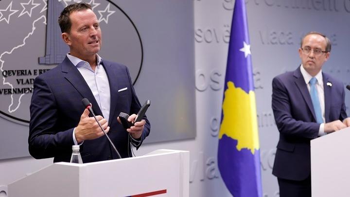 Την υλοποίηση μεγάλων αναπτυξιακών έργων υποσχέθηκε αμερικανική αντιπροσωπεία που επισκέφτηκε το Κόσοβο - https://t.co/YgIpwsF1n5 https://t.co/VE2KtLU6wM