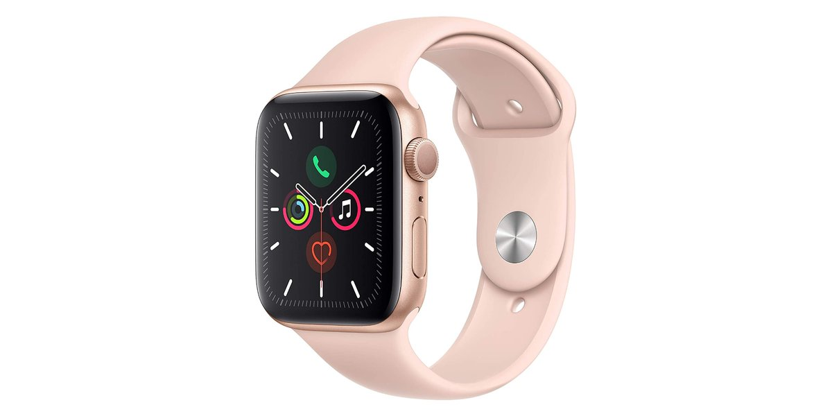 Save $129 on Apple Watch Series 5 44mm at a new Amazon low https://t.co/CL1t37pYzB https://t.co/nawMlPD7m9