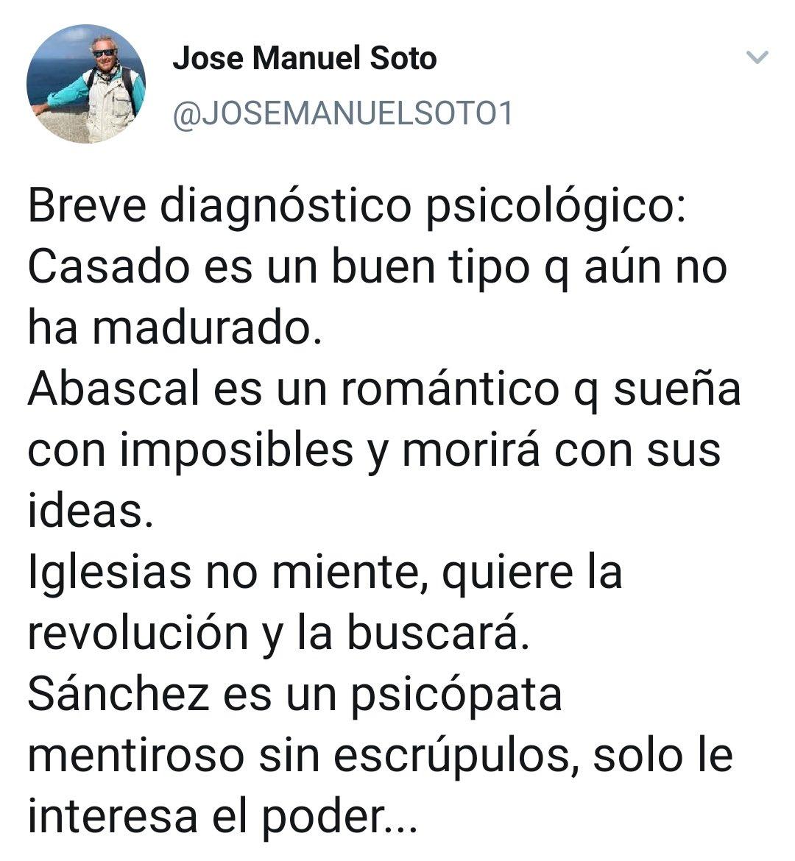 El cantante José Manuel Soto opina sobre la exhumación de Franco - Página 3 Eid3HHjXkAYz9eB?format=jpg&name=medium