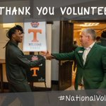 Image for the Tweet beginning: Can't let #NationalVolunteerDay pass by