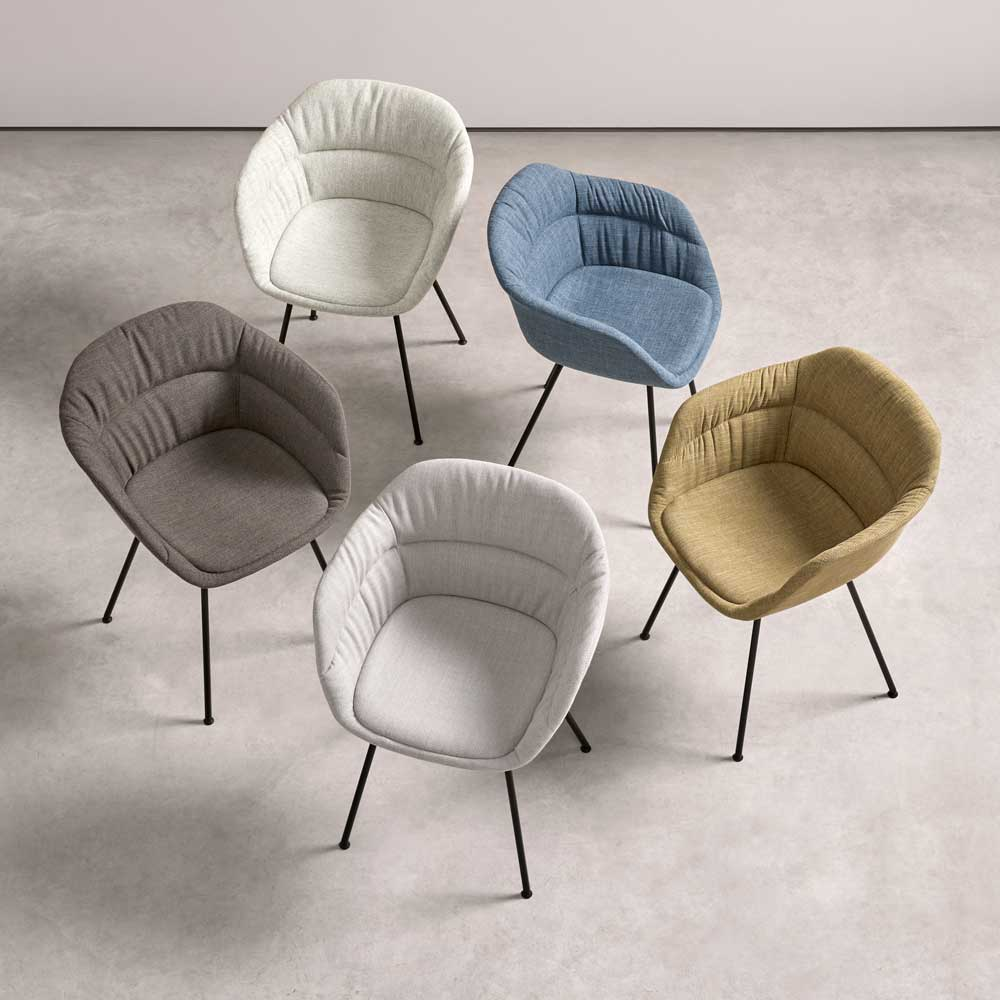Designed by Simon Pengelly, TAIA is a wide collection of versatile armchairs characterized by its timeless design of flowing and enveloping shapes. Click below.  https://t.co/Wz06NzP9rK