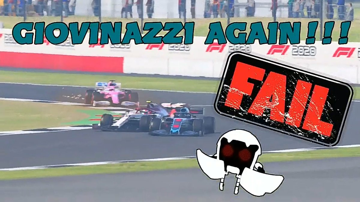 Crazy action in this #BritishGP of #MyTeam We have now started scouting😉!  https://t.co/MzCBbSrY3c  @VeloceEsports @_aarava @Tiametmarduk @Tom97HD @TRL_Limitless @JimmyBroadbent @FormulaDani @Haydon6Gullis https://t.co/RKb3wdNccD