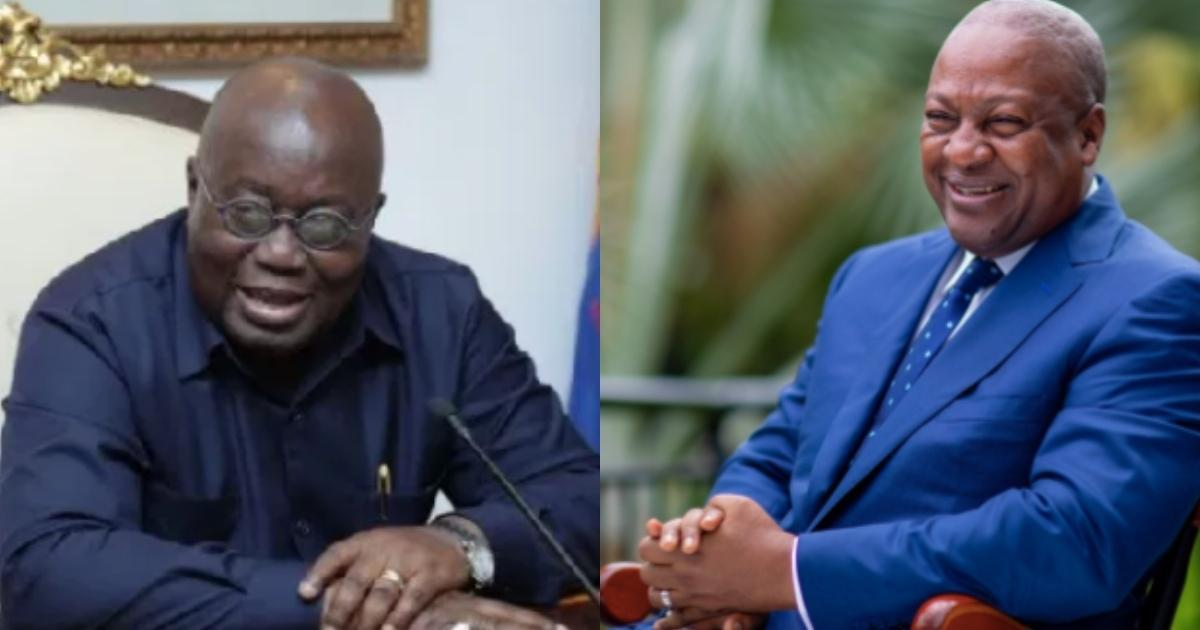 Nana Addo fights those who fight corruption in his govt - Mahama bit.ly/3hRKhyO