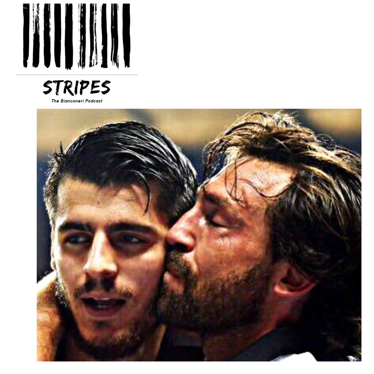 Welcome back home!! All the details in the next episode of Stripes!!!  #juve #juventus #finoallafine #finoallafineforzajuventus #forzajuve #forzajuventus #seriea #soccer #calcio #adp10 #CR7 #pirlo #jbworld  #morata https://t.co/4Q6dqnAWPT