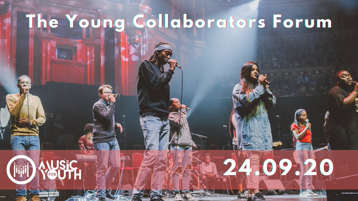 👋👋👋  Are you 16 – 25 y/o? Want to gain valuable #WorkExperience? Fancy impacting the future of #MFY events?  If this is you, why not take part in The Young Collaborators Forum this Thursday, 24th September. Interested? Please email izzy@mfy.org.uk or reply to this tweet! https://t.co/7wFHv7oPAz