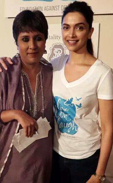 No one has SURVIVED Barkha's Touch #DeepikaPadukone https://t.co/SHBepTM8vM