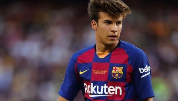 Riqui Puig decide quedarse en el Barça tras la cumbre mantenida esta tarde con el club, tal y como avanzó ayer @sanantheone. #fcblive https://t.co/mQ6k72Ad3B