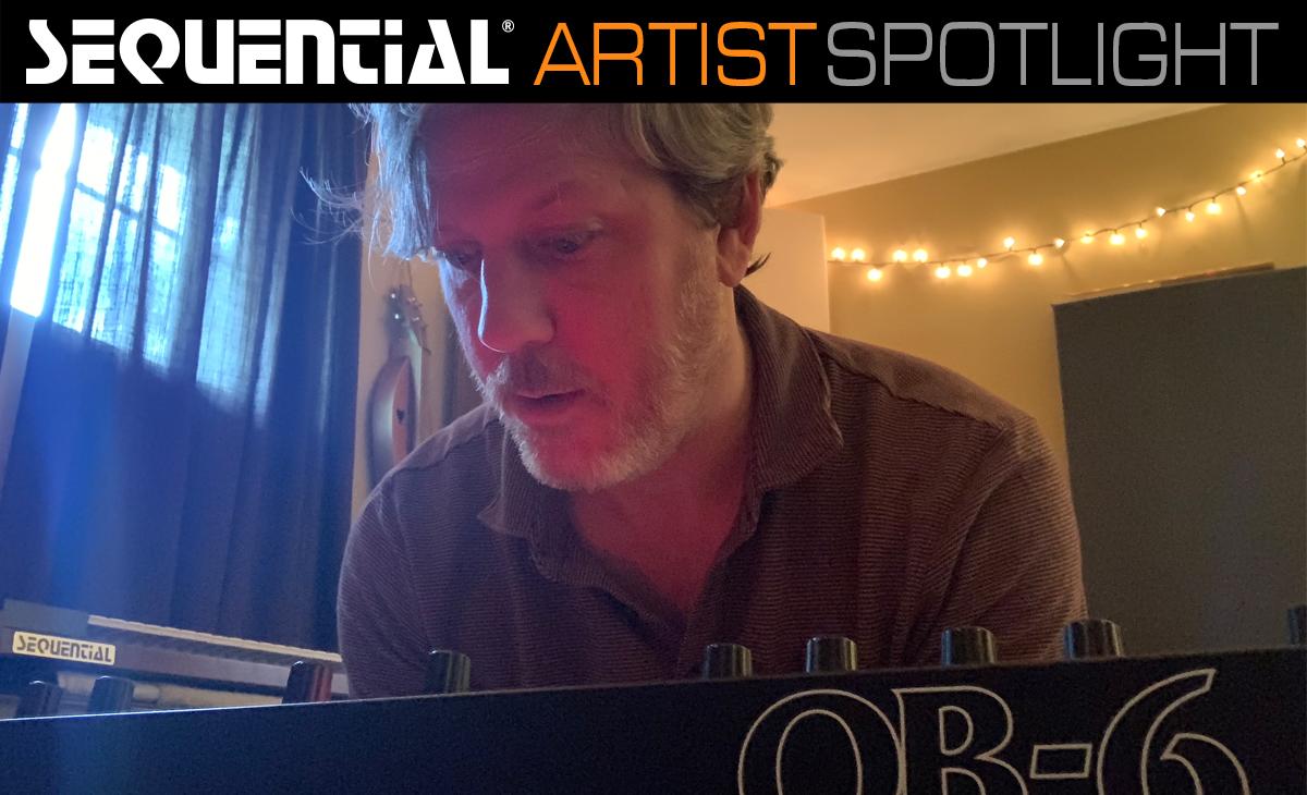 New #SequentialArtist Spotlight featuring the #OB6 & #Prophet6: Joseph Stephens sequential.com/joseph-stephen…
