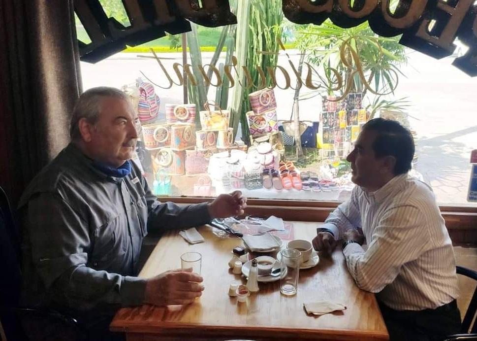 En Guadalupe vamos a tener muy pronto el mejor gobierno de su historia.   ¡Estoy muy feliz!   #Guadalupe #Nuevoleón #México #Fuerza https://t.co/a0LZwo8i02