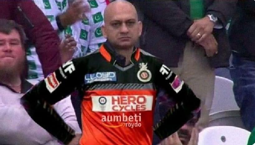 I forgive because its 1st match 😡 #SRHvRCB #IPL2020 https://t.co/YqbwgzlGpY