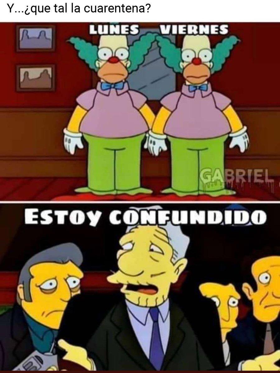 #FelizLunes #BuenLunes #NuevaNormalidad #CuarentenaCoronavirus #CuarentenaCOVID19 https://t.co/mxOnqonODf