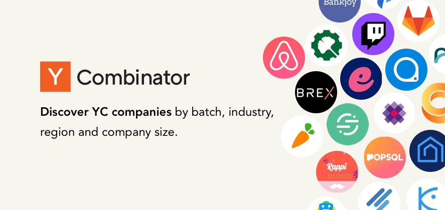 The team at @ycombinator have been busy. Today were launching a new company directory ycombinator.com/companies with dedicated pages for Black, Latinx and women founders.