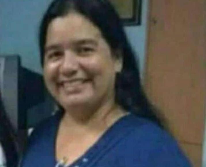 Hellen Villalba, jefe del Servicio de Pediatría del IVSS en La Guaira