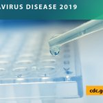 Image for the Tweet beginning: The latest CDC #COVIDView report