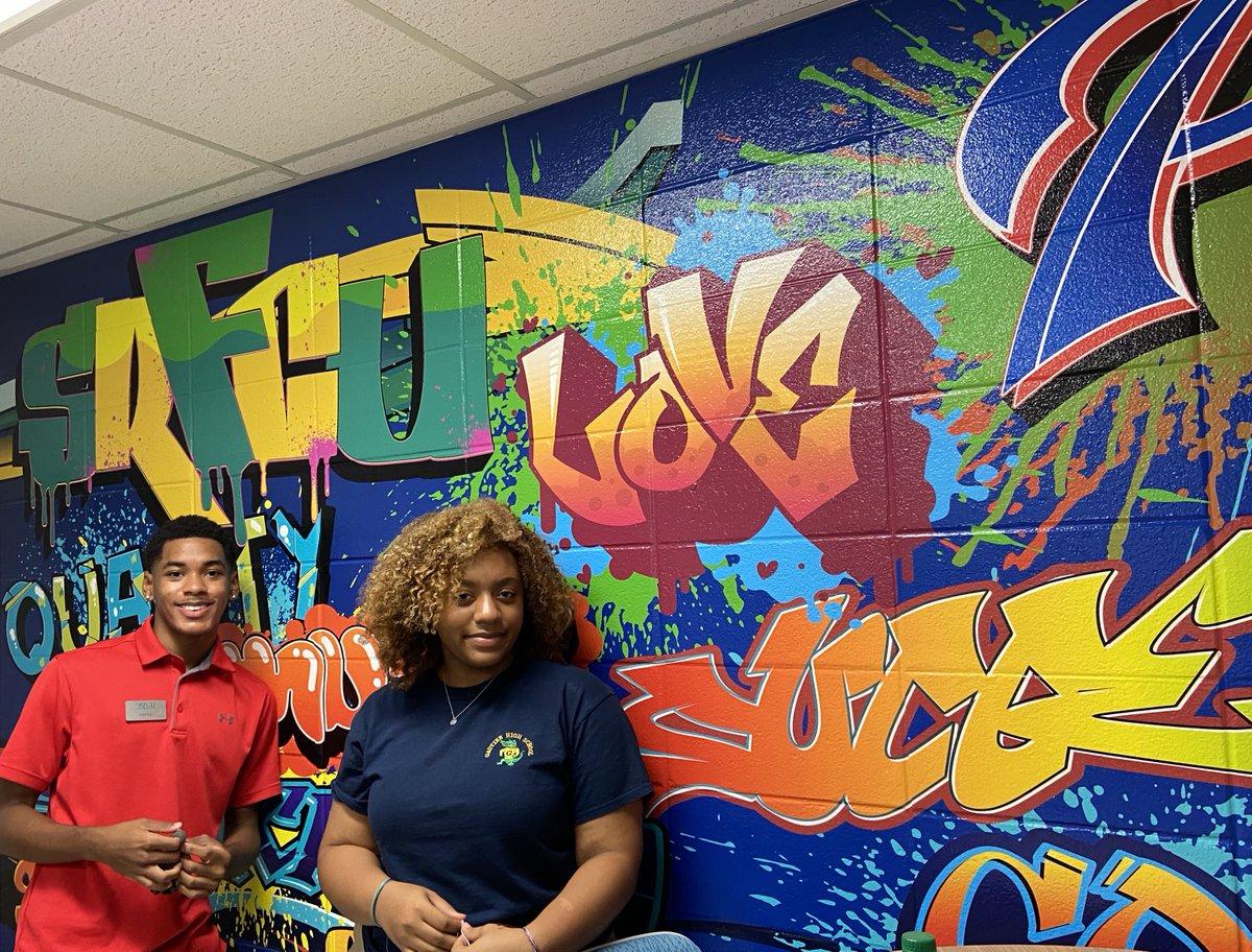 SRFCU @ PHS is official! Pascagoula-Gautier School District students & staff...Markel & Hannah are ready to serve you! #srfcurocks #inschoolbranch #internships #raisethemright #financialliteracy https://t.co/SuvxkS2hdB