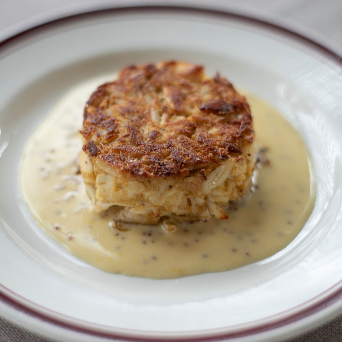One of our best selling items because we believe in no fillers and all jumbo lump crab meat! 🦀  . . . #crabcakes #nofiller #fresh #lumpcrab #delicious #floridafoodie  #bestofflorida #delish #nomnom #finedineflorida #bocabites https://t.co/tOg7xLrqBE