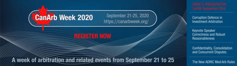 Last chance! Register at no charge by midnight today for CanArbWeek ADRIC sessions September 23, 3-6 PM ET https://t.co/SBU7lFPwOs https://t.co/lGfgJHtJ0e