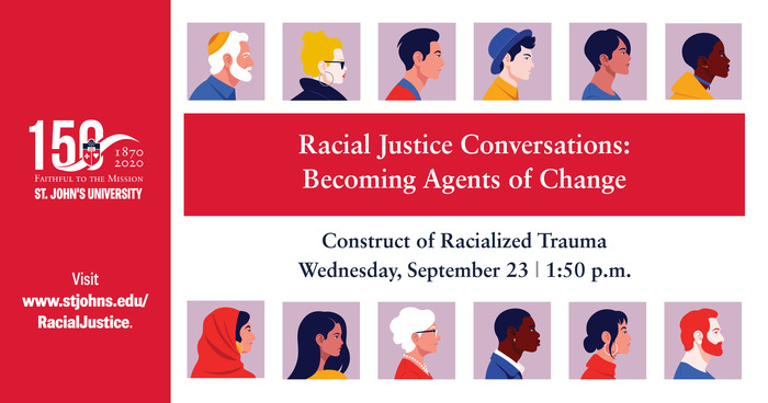 𝘿𝙊𝙉'𝙏 𝙈𝙄𝙎𝙎 𝙏𝙃𝙄𝙎 👉 bit.ly/JusticeSession In just TWO DAYS, we are deconstructing Racialized Trauma and its effects on a persons experience with racism and discrimination.