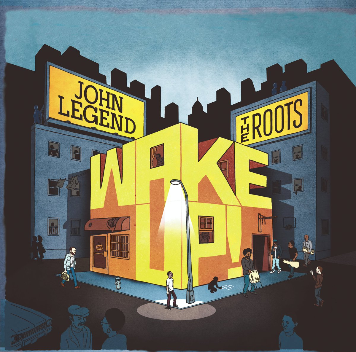 Ten years ago today, I released a special album with @TheRoots called WAKE UP!  We covered songs of protest, justice, peace and love for humankind, songs originally made popular by artists such as Marvin Gaye, Nina Simone, Bill Withers and more. https://t.co/KgxlhHFqVy