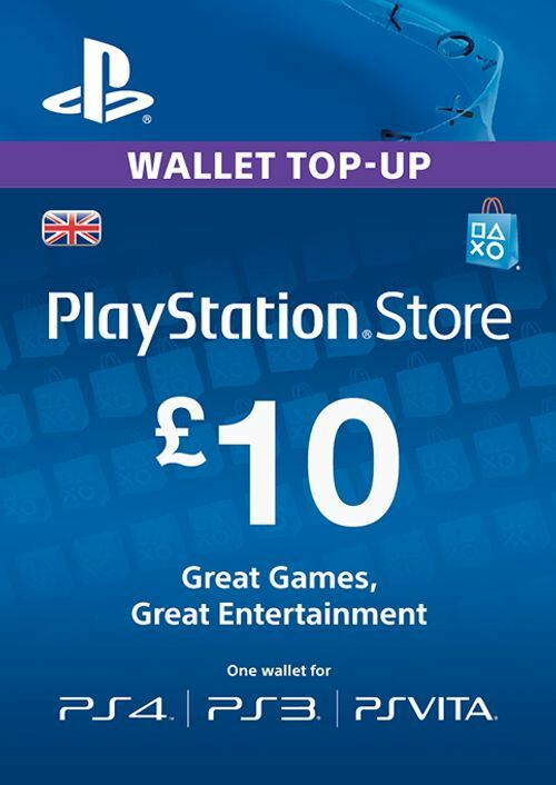 RT Get £10 #Playstation Network Credit with Instant Delivery, Never pay full price!! #PSN #PS4 #PS3 #Vita #DigitalGamesHub #DGHub #Sale #Offer #Deal > Buy now: https://t.co/IgXCwJkAny https://t.co/hBEf2co4bK