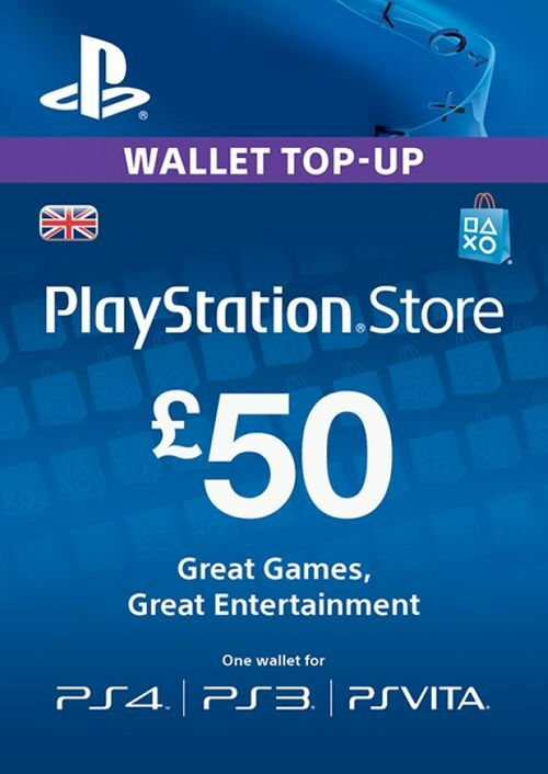 RT Get £50 #Playstation Network Credit with Instant Delivery, Never pay full price!! #PSN #PS4 #PS3 #Vita #DigitalGamesHub #DGHub #Sale #Offer #Deal > Buy now: https://t.co/t28jYLwCn8 https://t.co/n70vtmwJmN