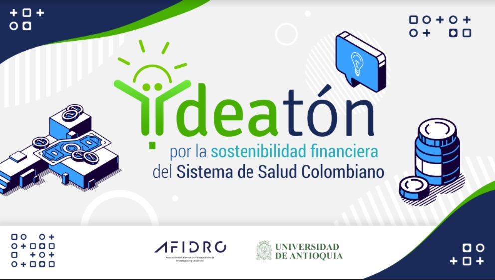 #UdeANoticias💡La Ideatón busca generar un espacio de co-creación de propuestas innovadoras que apunten a dar solución a necesidades o problemáticas de sostenibilidad financiera del Sistema de Salud colombiano. 🇨🇴 ¿Cómo participar?: https://t.co/UjWLKPHX5Q #UdeACiencia https://t.co/4AeebGbFCB