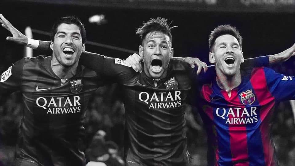 Don't cry because It's over. Smile because it happened ! #Suarez #Barcelona #AtleticoMadrid https://t.co/V2dUxsL34G
