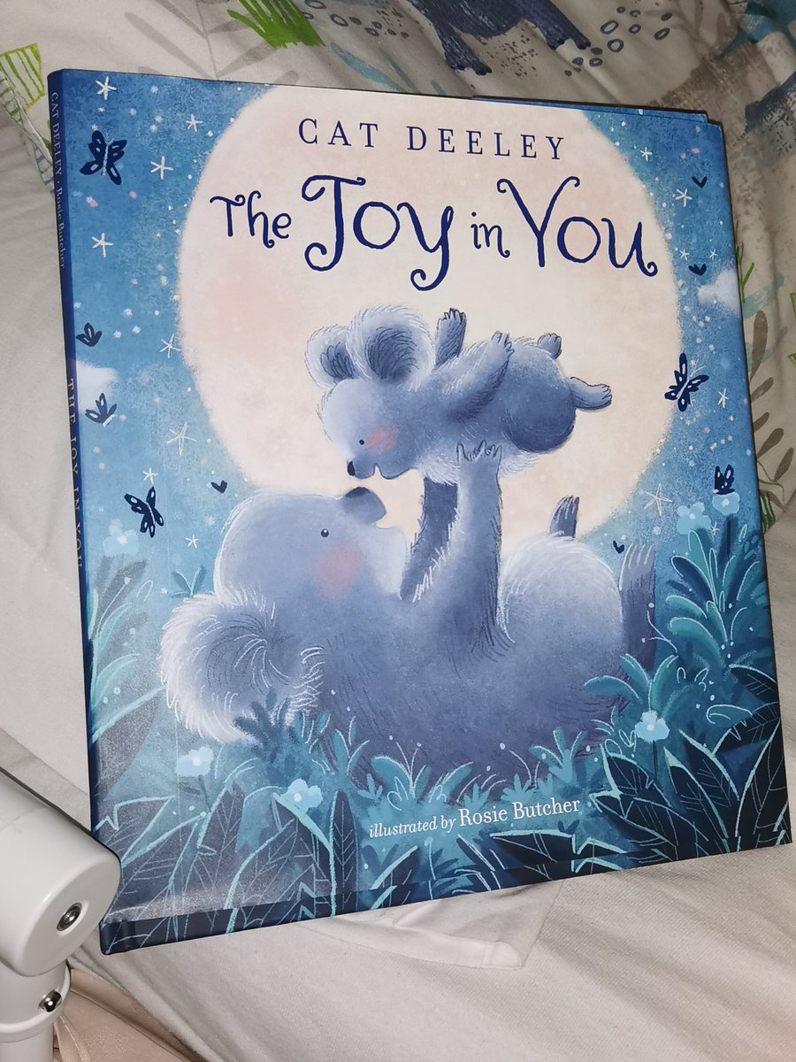 I shared this book with my class today and with my little boy before bed tonight. It is absolutely beautiful! If anyone is looking for a beautifully illustrated book focusing on being unique and embracing life then @catdeeley #thejoyinyou is the perfect read. https://t.co/k2bWwqxWpW