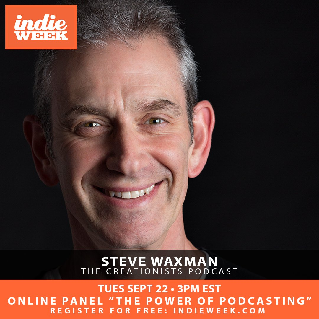 Do you want to turn your audience into super fans?  TUES SEPT 22 • 3PM EST Register for FREE: https://t.co/fnYfbvlAYN  Tune in TOMORROW to learn about the power of podcasting from a panel of music professionals featuring @fairwaystevie!  #event #online #live #music #podcast https://t.co/282skWSpjU